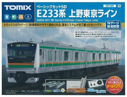 90169 ベーシックセットSD E233系上野東京ライン