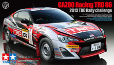 24337 1/24 GAZOO Racing TRD 86 (2013)